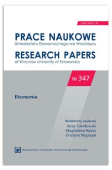 Internal determinants of competitive advantage in Polish and Italian family businesses in the time of knowledge-based economy - comparative analysis. Prace Naukowe Uniwersytetu Ekonomicznego we Wrocławiu = Research Papers of Wrocław University of Economics, 2014, Nr 347, s. 341-352
