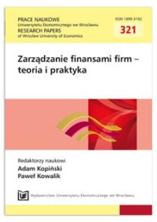 Regional disparities in public financial support for innovations from Operational Programme Innovative Economy in Poland. Prace Naukowe Uniwersytetu Ekonomicznego we Wrocławiu = Research Papers of Wrocław University of Economics, 2013, Nr 321, s. 87-95