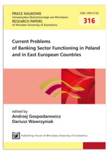 Identification of critical success factors in short-term lender companies in Poland – a business model analysis. Prace Naukowe Uniwersytetu Ekonomicznego we Wrocławiu = Research Papers of Wrocław University of Economics, 2013, Nr 316, s. 90-102