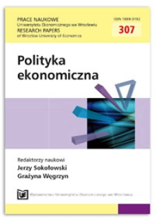Efektywność zakładów ubezpieczeń na życie w Polsce w latach 2002-2011. Czy wielkość i własność zagraniczna zakładów mają znaczenie? Prace Naukowe Uniwersytetu Ekonomicznego we Wrocławiu = Research Papers of Wrocław University of Economics, 2013, Nr 307, s. 280-291