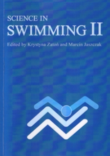 Science in swimming. 2