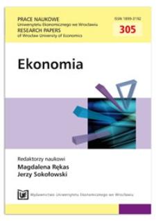 Pomoc publiczna na działalność badawczo-rozwojową i innowacyjność przedsiębiorstw w polityce konkurencji Unii Europejskiej w latach 2004-2010. Prace Naukowe Uniwersytetu Ekonomicznego we Wrocławiu = Research Papers of Wrocław University of Economics, 2013, Nr 305, s. 663-674