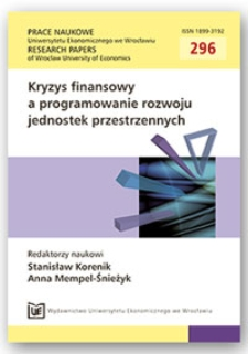 Questions of the assessment and building of Ukraine regions competitiveness. Prace Naukowe Uniwersytetu Ekonomicznego we Wrocławiu = Research Papers of Wrocław University of Economics, 2013, Nr 296, s.176-185