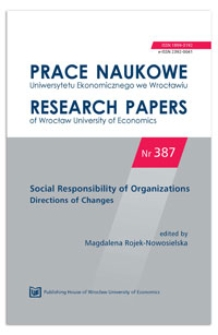 The influence of social innovation upon the development of regions and organizations