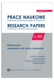 The efficiency of stock market indices in Poland – the empirical evidence