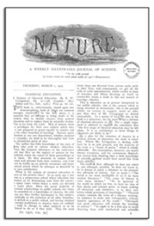 Nature : a Weekly Illustrated Journal of Science. Volume 99, 1917 March 29, [No. 2474]