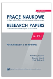 To what extent companies listed on alternative investment markets disclose strategic information in their annual reports? – comparative case studies. Prace Naukowe Uniwersytetu Ekonomicznego we Wrocławiu = Research Papers of Wrocław University of Economics, 2015, Nr 399, s. 153-167