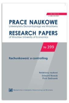 Technologia SOA w optymalizacji procesów biznesowych na przykładzie MPWiK Wrocław S.A. Prace Naukowe Uniwersytetu Ekonomicznego we Wrocławiu = Research Papers of Wrocław University of Economics, 2015, Nr 399, s. 313-321