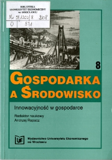 Prace Naukowe Uniwersytetu Ekonomicznego we Wrocławiu, 2008, Nr 2