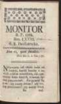 Monitor. R.1768 Nr 81