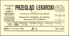 Przyczynek do nauki o leczeniu ran, Przegląd Lekarski, 1884, R. 23, nr 3, s. 36-38