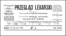 Przyczynek do nauki o leczeniu ran, Przegląd Lekarski, 1884, R. 23, nr 4, s. 55-57