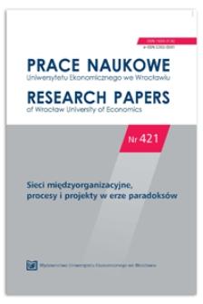 Paradygmaty metodologiczne nauk o zarządzaniu