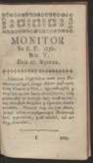 Monitor. R.1770 Nr 5