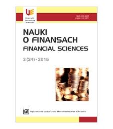 Źródła ryzyka modeli bankructwa przedsiębiorstw