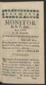 Monitor. R.1770 Nr 66