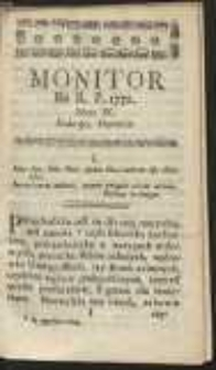 Monitor. R.1771 Nr 9