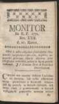 Monitor. R.1771 Nr 23