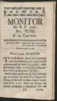 Monitor. R.1771 Nr 48