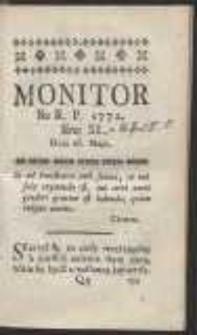 Monitor. R.1772 Nr 40