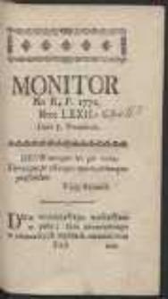 Monitor. R.1772 Nr 72