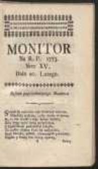 Monitor. R.1773 Nr 15