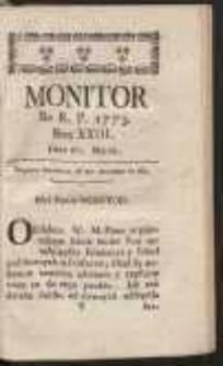 Monitor. R.1773 Nr 23