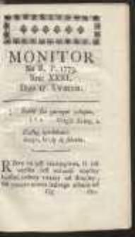 Monitor. R.1773 Nr 31