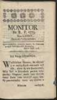 Monitor. R.1773 Nr 84