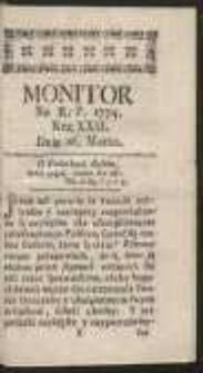 Monitor. R.1774 Nr 22
