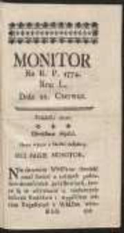 Monitor. R.1774 Nr 50