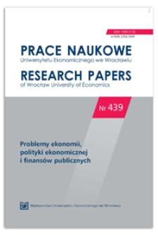 Polityka dywidendowa spółek notowanych na Giełdzie Papierów Wartościowych w Warszawie na przykładzie sektora handel