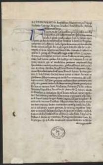 Historia ecclesiastica Lat. / trad. Rufinus Aquileiensis