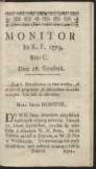 Monitor. R.1775 Nr 100