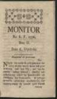 Monitor. R.1776 Nr 2