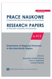 Will TPP undermine the multilateral trading system? Prace Naukowe Uniwersytetu Ekonomicznego we Wrocławiu = Research Papers of Wrocław University of Economics, 2015, Nr 413, s. 40-51