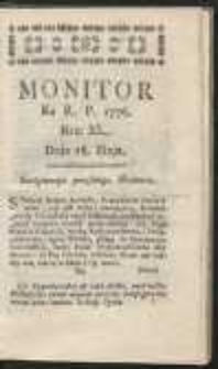 Monitor. R.1776 Nr 40