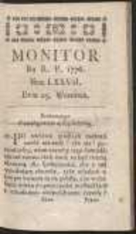 Monitor. R.1776 Nr 77