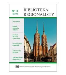 Polityka wspierania i tworzenia sieciowych struktur przestrzennych w Polsce na tle wybranych krajów UE