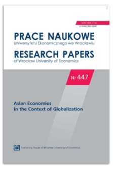 Trade regionalization in contemporary East Asia