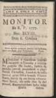 Monitor. R.1777 Nr 98