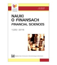 Znaczenie długu w finansowaniu innowacji w sektorze małych i średnich przedsiębiorstw w Polsce