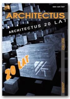 Wstępna próba wykorzystania programu 123D Catch do inwentaryzacji wybranych elementów architektury opactwa cysterskiego w Rudach