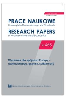 Zmiana wizerunku polskiej wsi w kontekście polityki spójności