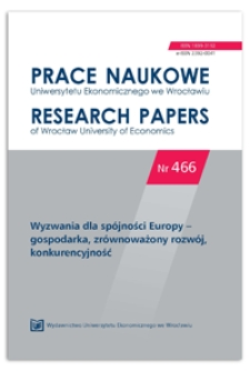 Renewable energy sources as a barrier to the EU's common energy policy – on the example of Poland and Germany
