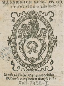 Rozsądek z nieba i obrotów jego, przypadków z przyczyn przyrodzonych pochodzących na rok 1621