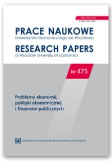 Struktury oligopolistyczne na polskim rynku żywnościowym