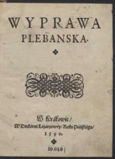 Wyprawa Plebanska