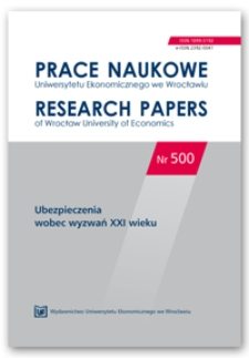 Ocena ryzyka eksploatacji biogazowni rolniczych w Polsce na potrzeby ubezpieczeń od wybranych zdarzeń losowych