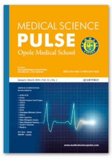 Medical Science Pulse. January-March 2018, Vol. 12, No. 1